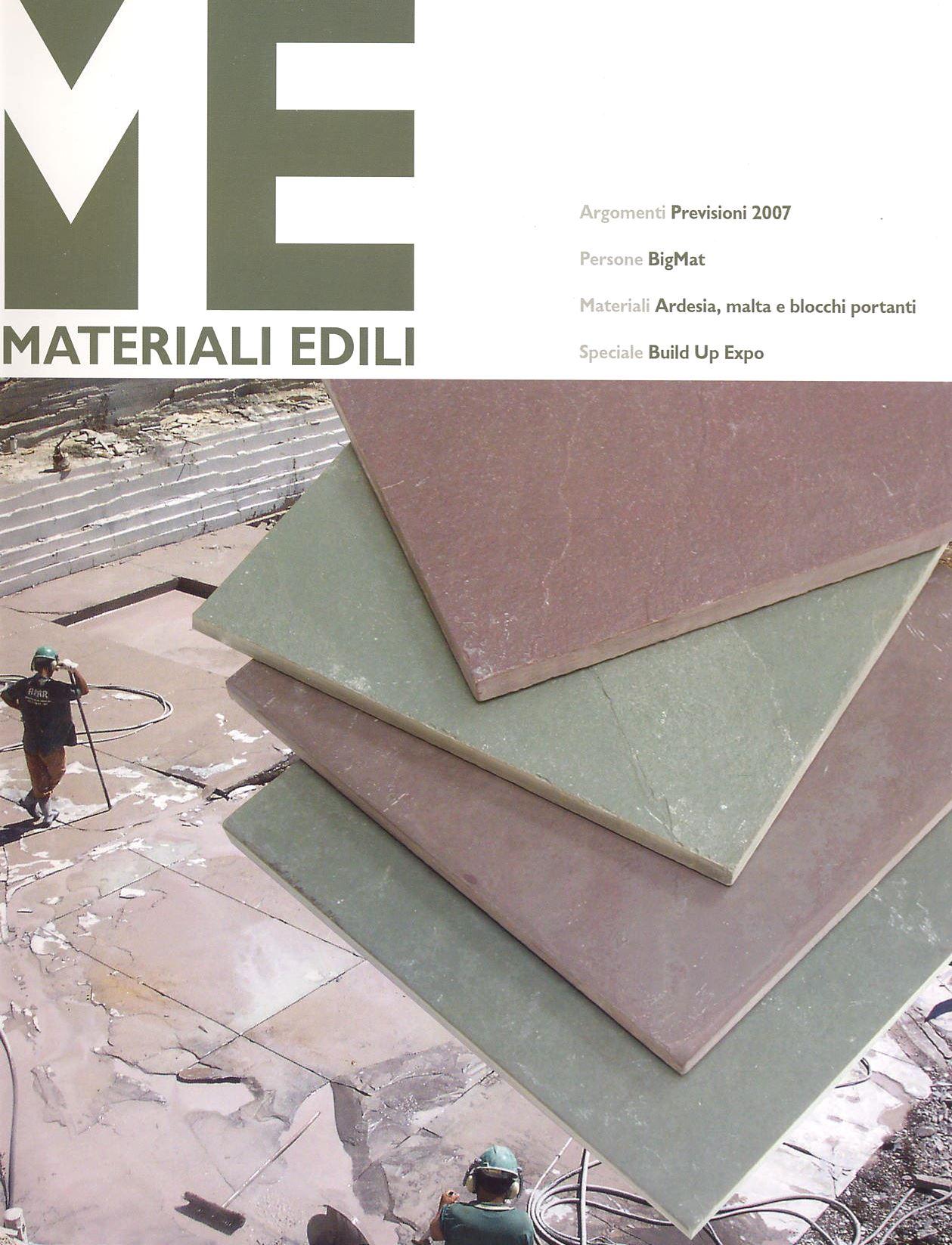 Brasilian slate, nature and technology - Alessandro Villa architect
