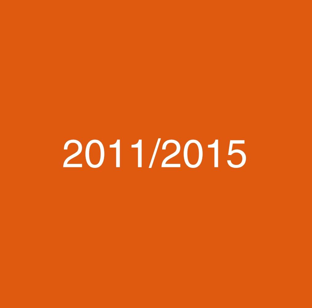 Works 2011/2015