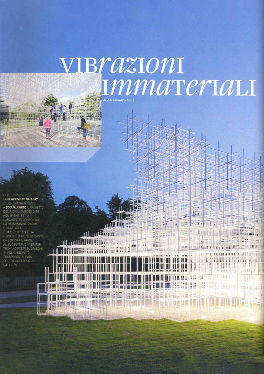 Immaterial vibrations