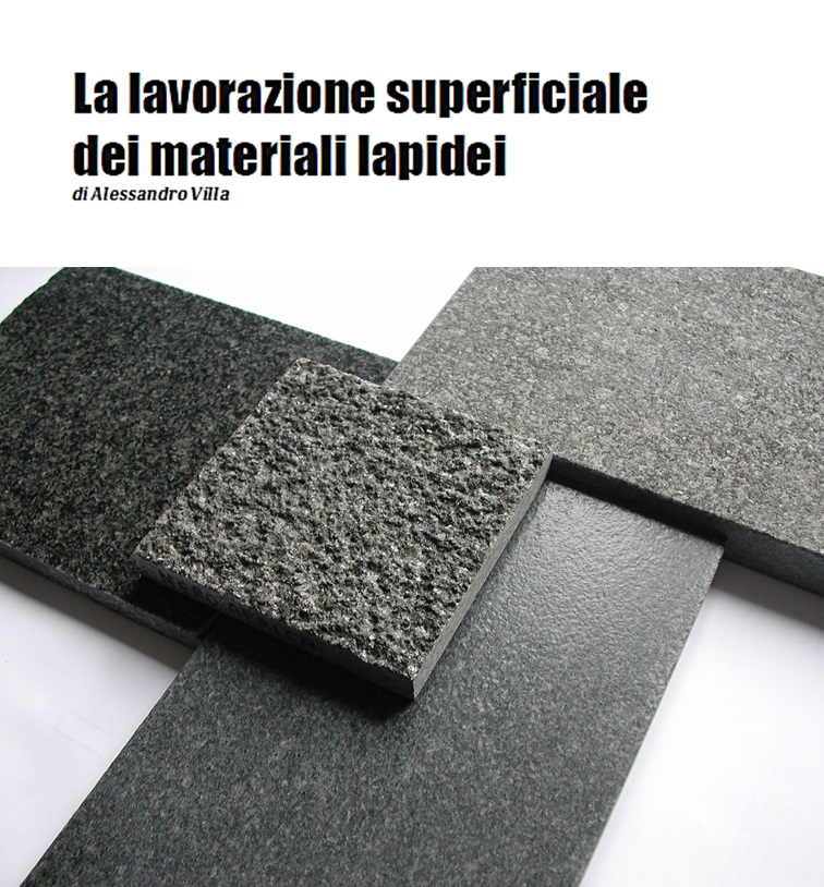 Natural stones processing - Alessandro Villa architect