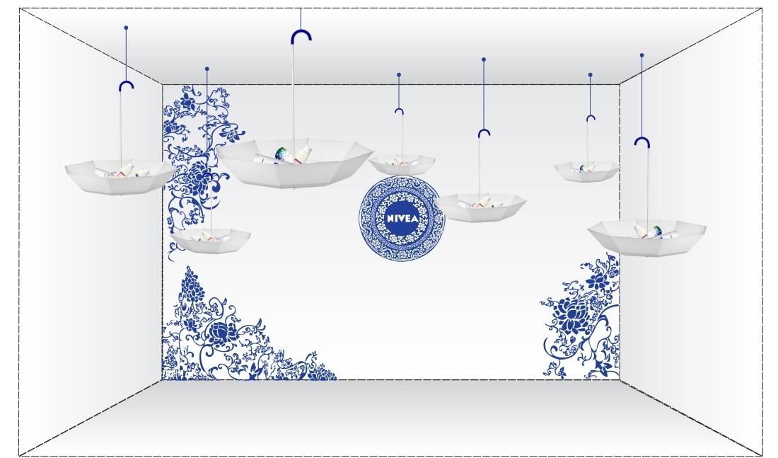Nivea beauty vision - Alessandro Villa architect