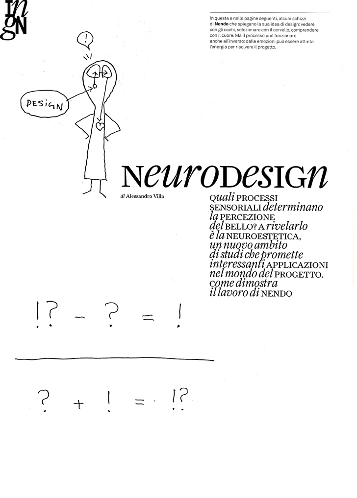 Neurodesign