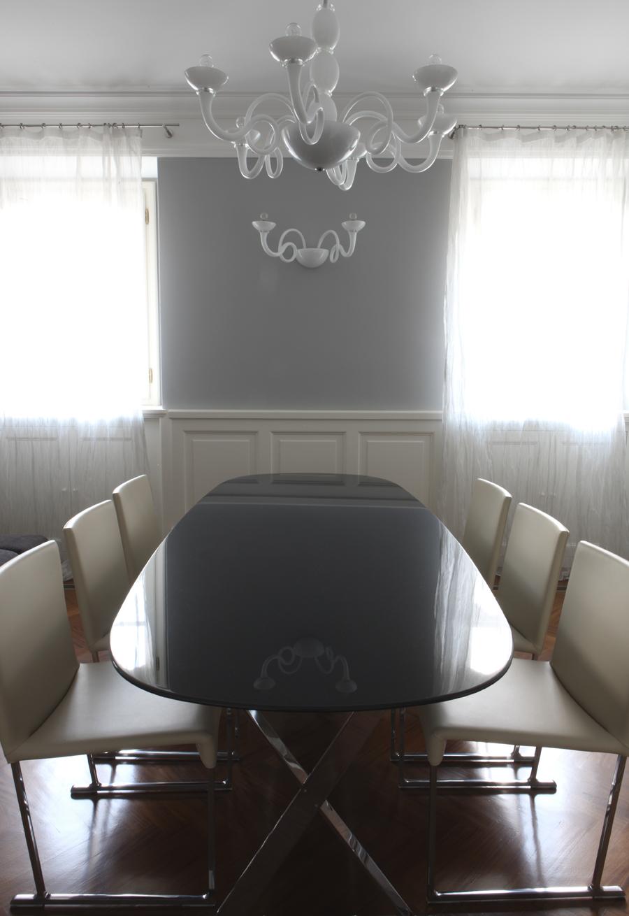Maxalto, Artemide - dining room - Alessandro Villa architect
