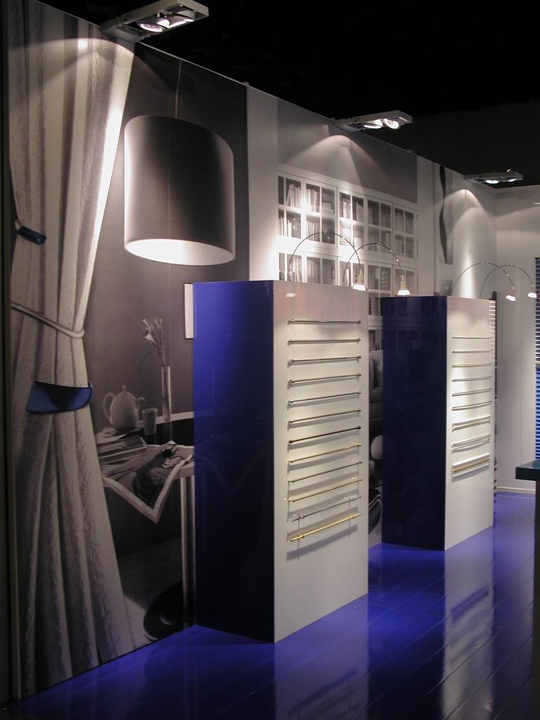 stand design verona - Alessandro Villa architect