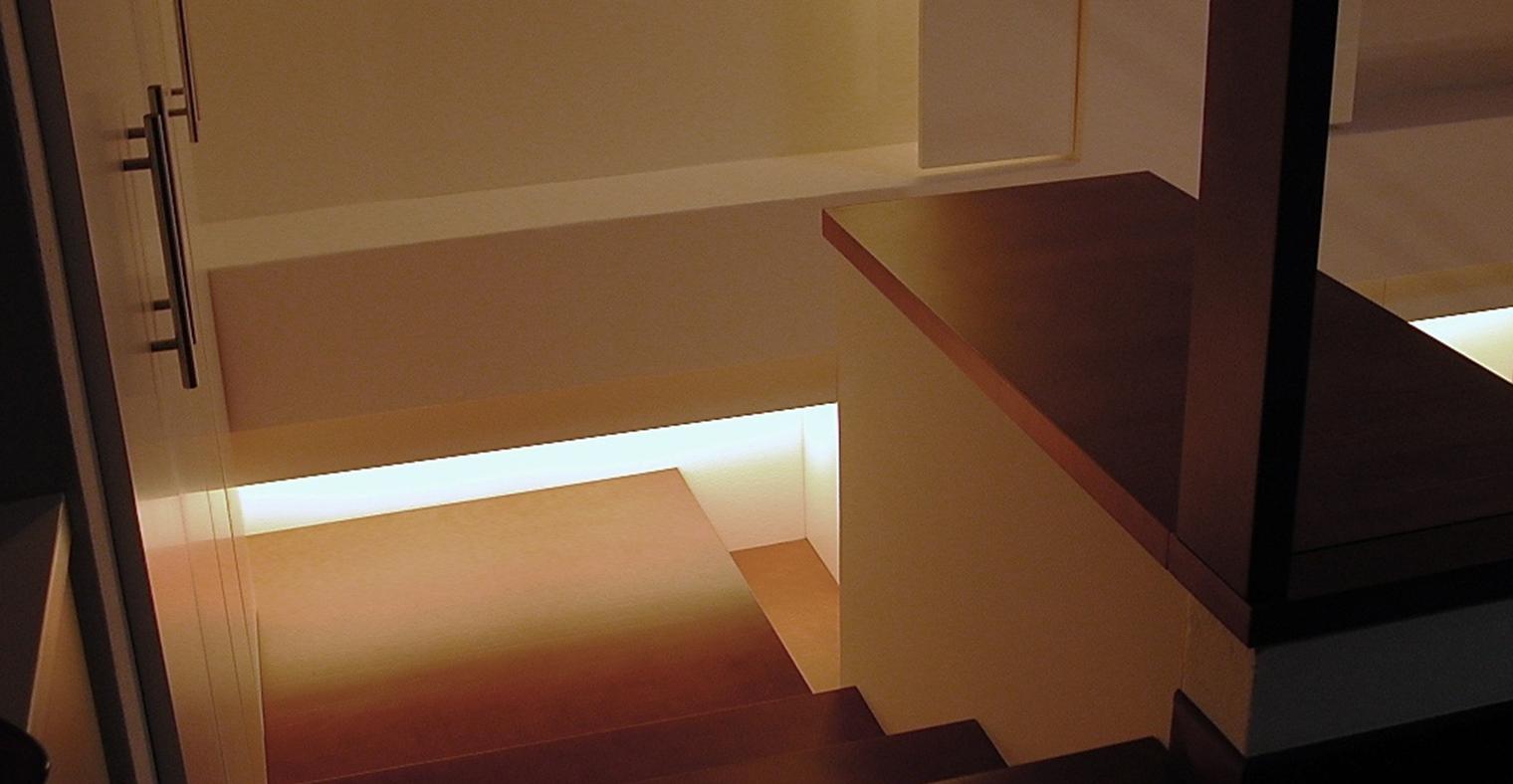 Effect lights - Alessandro Villa architect