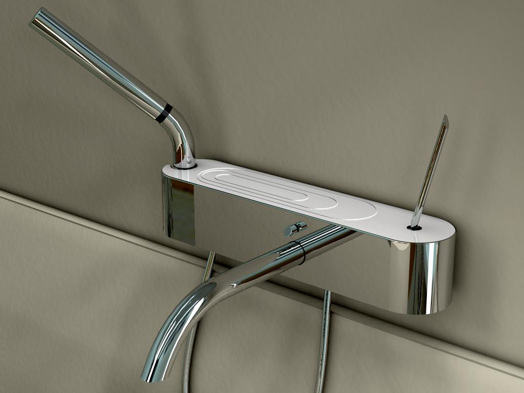 gruppo vasca - Alessandro Villa architect