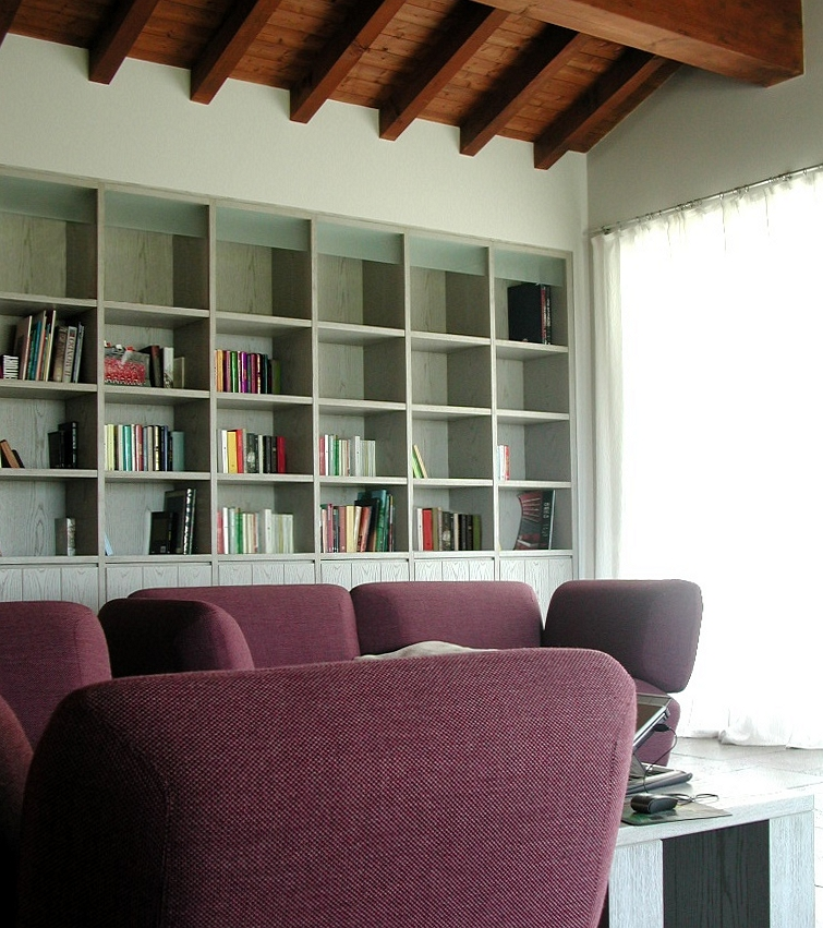 Living room, Moroso - Alessandro Villa architect