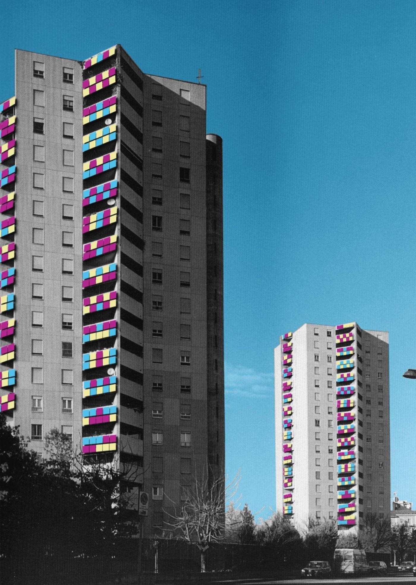 urban skin solar cells - Alessandro Villa architect